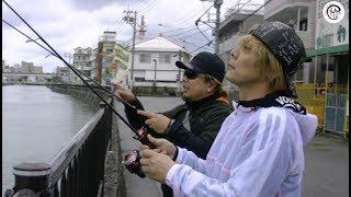 遠藤正明「えんちゃんねるTV  Vol.2」沖縄で釣りしてみた編