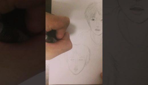 遠藤チャンネルの遠藤を描いてみた