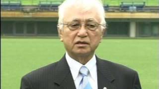 鬼武健二チェアマン&遠藤保仁選手(G大阪)Jリーグ再開PR会見