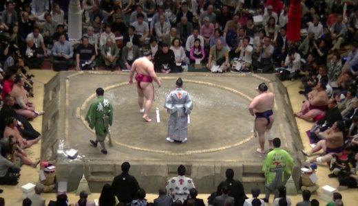 今日の遠藤/北勝富士-遠藤/2017.5.27(46)/hokutofuji-endo^/day14 #sumo