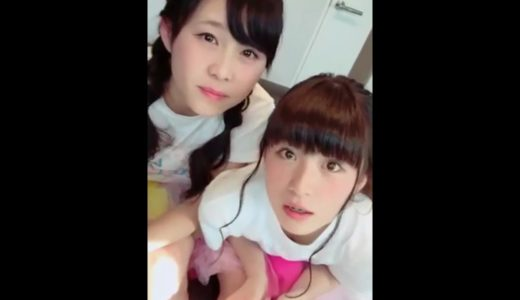 20170312 LINELIVE 原宿駅前パーティーズ 2(塚本凪沙、遠藤みゆ)