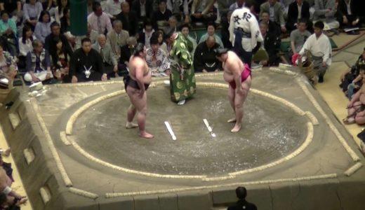 大相撲.2016.5.12.Sumo Natsu Basho/day 5/錦木-(nishikigi)-遠藤(endo)