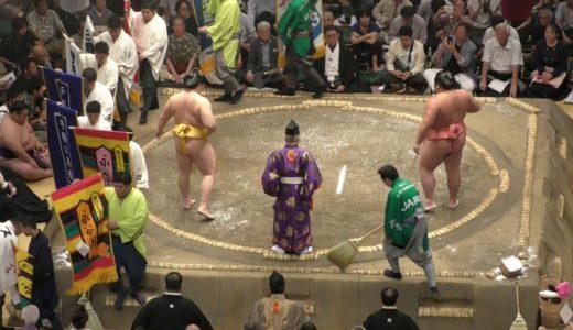 遠藤、千代大龍 九月場所中日 2019 #大相撲 #九月場所 #秋場所 #sumo