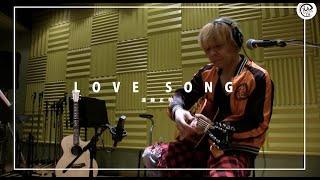 遠藤正明「LOVE SONG 弾き語りver」えんちゃんねるTV Vol.26 特別編②
