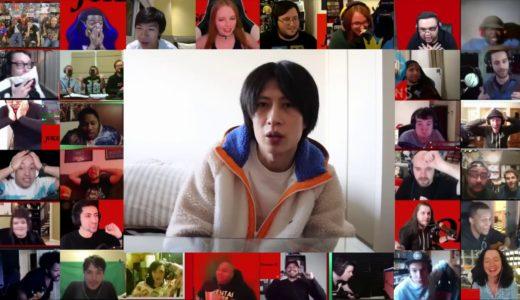 遠藤チャンネルを見た海外の反応
