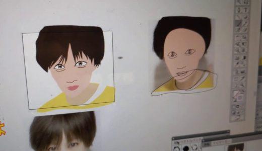 村上隆の元アシスタントが作った遠藤チャンネルのLINEスタンプの一部をお見せします
